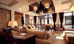 中式风格-中信森林湖翡翠湾