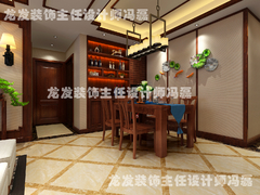 中式风格-开祥御龙城