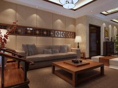 中式风格-农业厅家属院