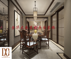 中式风格-三江·国际花园