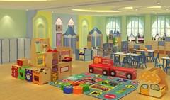 现代简约-幼儿园