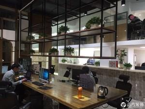 润城2区品秀装饰店面