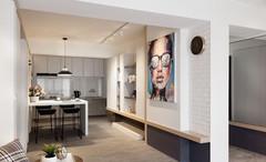 现代简约-现代公寓