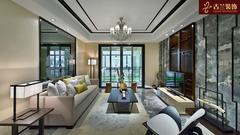 中式风格-宁工新寓