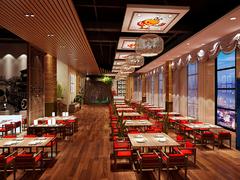 现代简约-龙虾馆