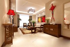 中式风格-苏建学府雅居