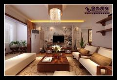 中式风格-华润海中国五期