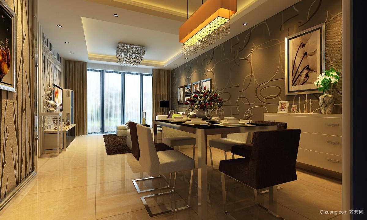 丽都时代家园 欧式风格装修效果图实景图