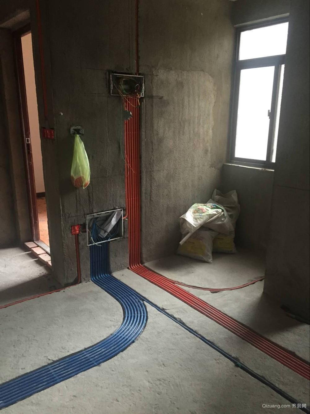 恒茂红谷新城现代简约装修效果图实景图
