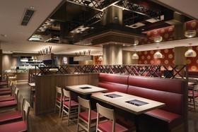 日式涮锅餐厅设计