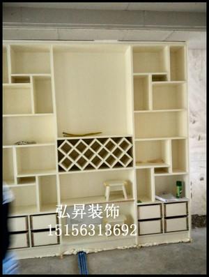 弘昇装饰-泰华家园110平米现代简约风格
