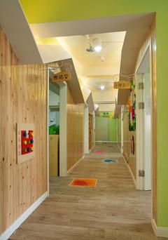 800平小清新幼儿园