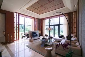 现代中式风格泰悦豪庭