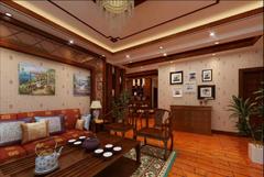 中式风格-东方润园