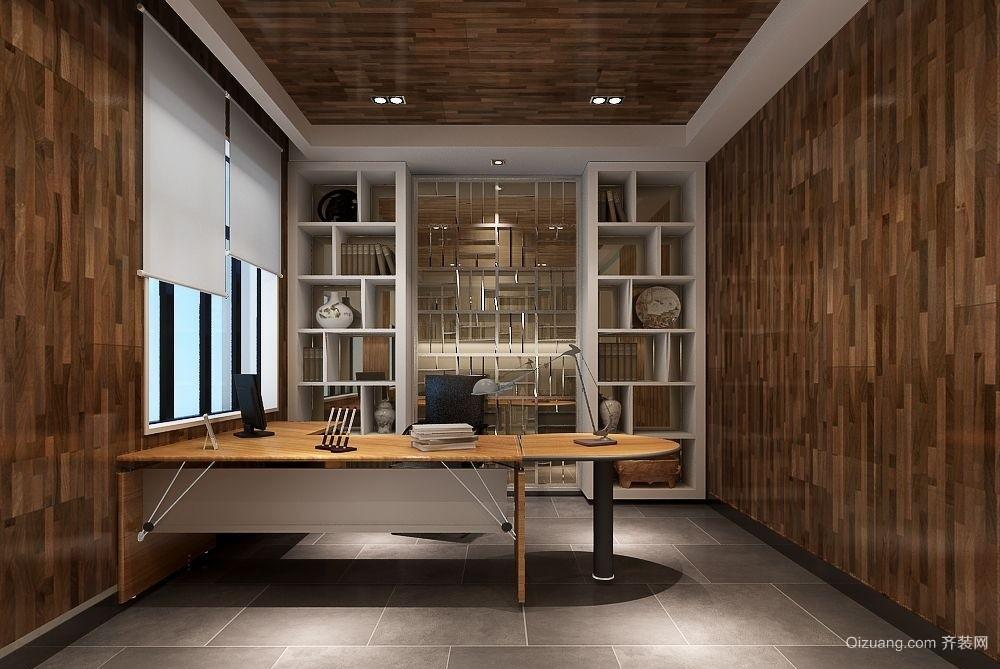 乐谷大厦现代简约装修效果图实景图