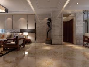 145平米普通家装中式户型图片装修风格设计-邢上海复旦规划建筑设计有限公司图片