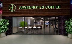 现代简约-茶山7咖啡厅