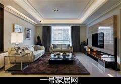 现代简约-北京城建龙樾湾