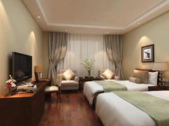 现代简约-酒店