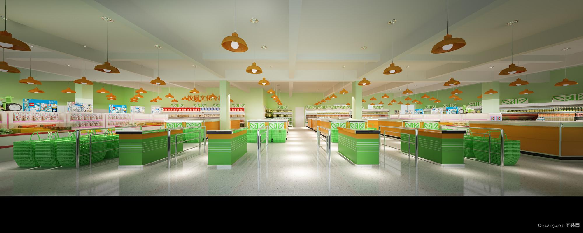 安陆餐馆现代简约装修效果图实景图
