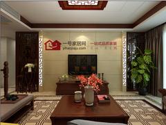 中式风格-明发江湾城