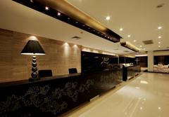 欧式风格-酒店大厅