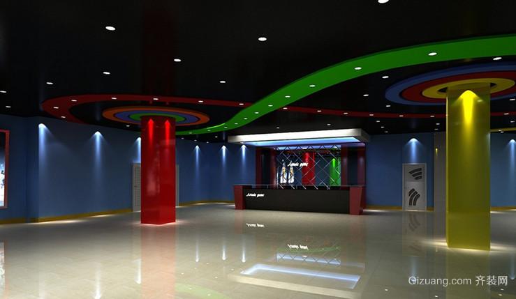 娱乐中心混搭风格装修效果图实景图