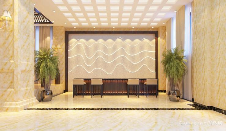 酒店设计中式风格装修效果图实景图