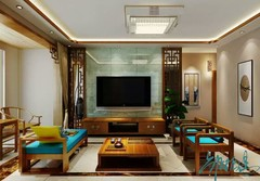 中式风格-兰亭·御湖城