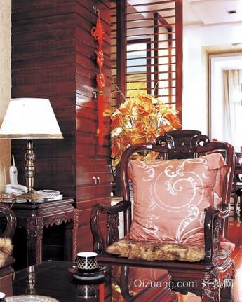 南山六和悦城古典风格装修效果图实景图