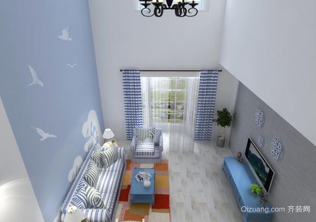海南陵水富力湾别墅现代简约装修效果图实景图