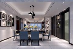 现代简约-伴山公寓