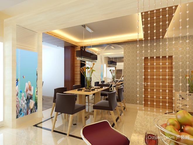 南山六和悦城现代简约装修效果图实景图