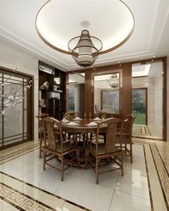 中式风格-自建别墅