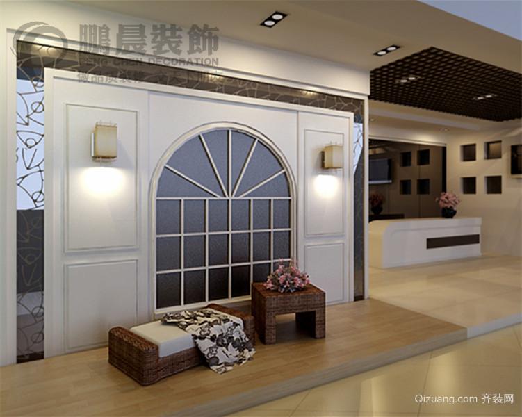 商场专柜现代简约装修效果图实景图