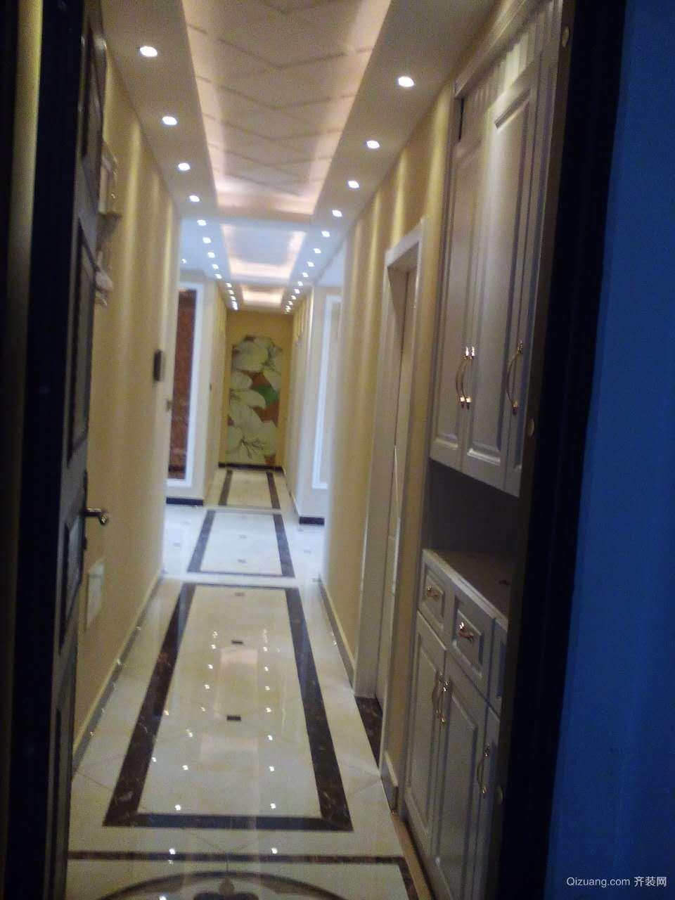 中海国际社区别墅欧式风格装修效果图实景图