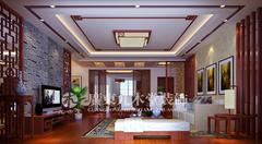 中式风格-铂宫.维多利亚Ⅱ