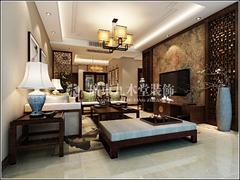 中式风格-灏景尊城