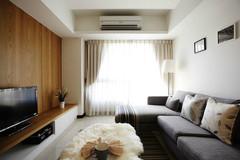 现代简约-单身公寓