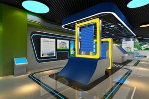 太阳能发电光伏体验馆