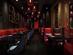 工业风格餐厅