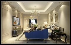 欧式风格-绿城锦兰公寓
