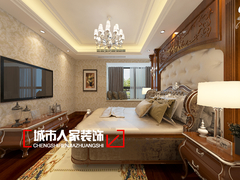 美式风格-博威江南明珠苑