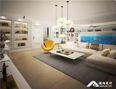 欧式风格-桃园公寓