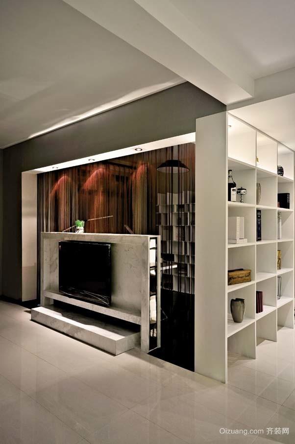 高安公寓现代简约装修效果图实景图