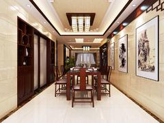 中式风格-奥龙湾