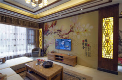 中式风格-南湖国际社区
