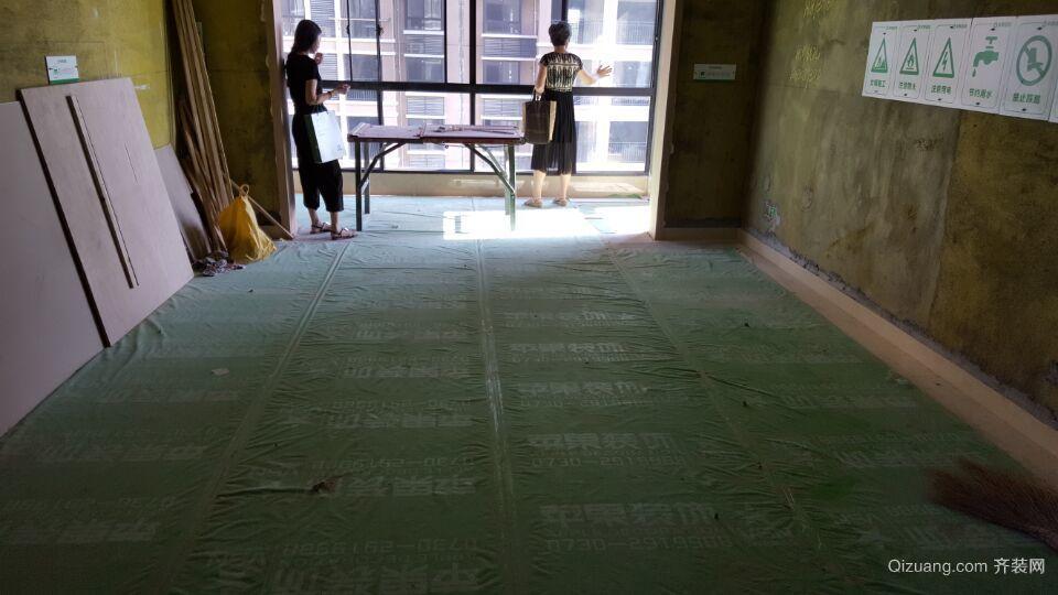 东城雅苑现代简约装修效果图实景图