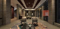中式风格-务川九天酒店