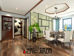 中式风格-绿城桂花园
